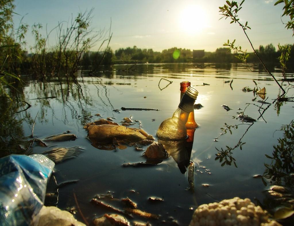 Jezioro wymagające przeprowadzenia zabiegów rekultywacji i remediacji